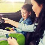 podstawka samochodowa do siedzenia dla dziecka